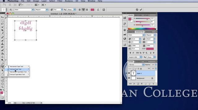 how to make guidelines in photoshop cs5