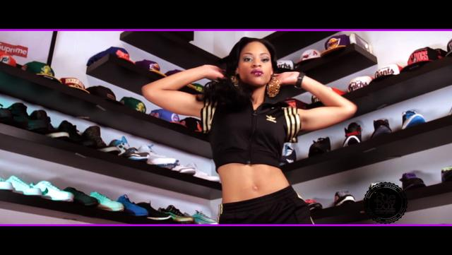 "BRIANNA ""Fly Kicks"" [Official Video]"