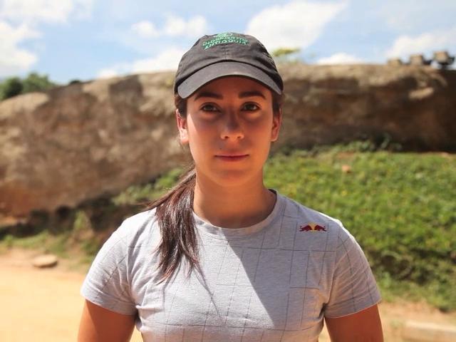 Mariana Pajón se prepara para la Copa Mundo en Londres