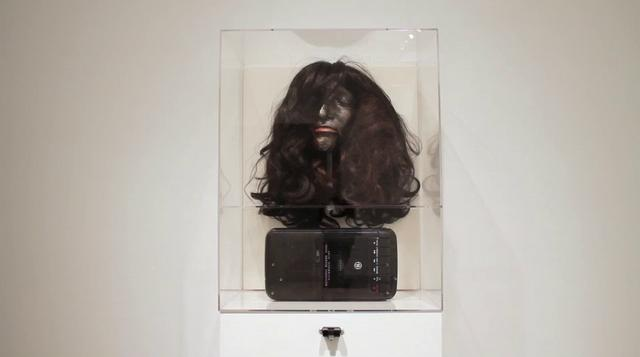 &quot;Self-Portrait as Another Person&quot; (1966-68) by Lynn Hershman
