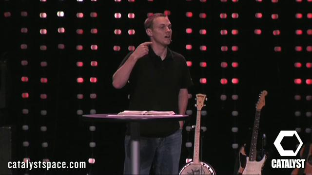 Catalyst Dallas 2011 | David Platt