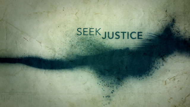 Seek Justice | Dan Stevers