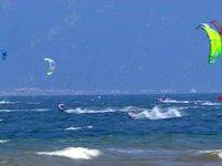 Kite surf part3.Raches beach/Greece.
