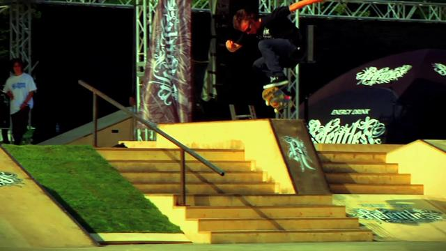 Emerica in Europe - The Outsiders Tour video