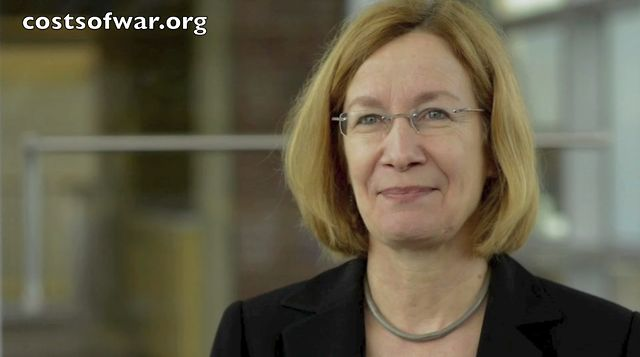 Catherine Lutz: The Costs of War