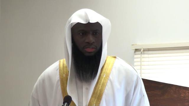 by Imam Muhammad Ndiaye - Ramadan: The Month Of The Quran