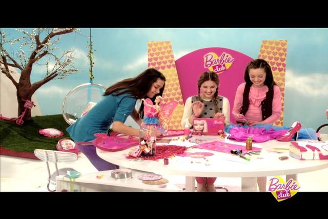 Barbie Club. Capítulo1