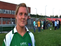 Fermanagh Ladies Captain