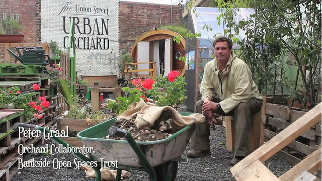 Peter Graal - The Union Street Urban Orchard