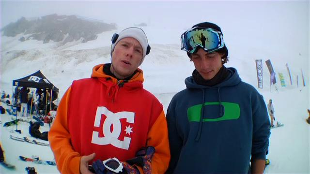 Game Of In Your Face: Craig McMorris & Torstein Horgmo