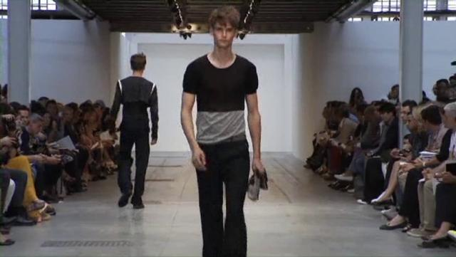 Video | CoSTUME NATIONAL Men's Spring/Summer 2012