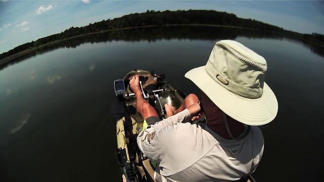 Summer-Time, Deep Water Bass Jigging
