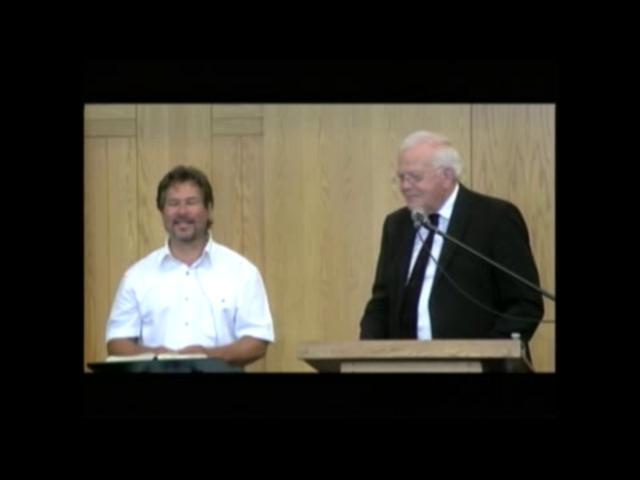 Job 33  (pasteur Klaas Vedmand)