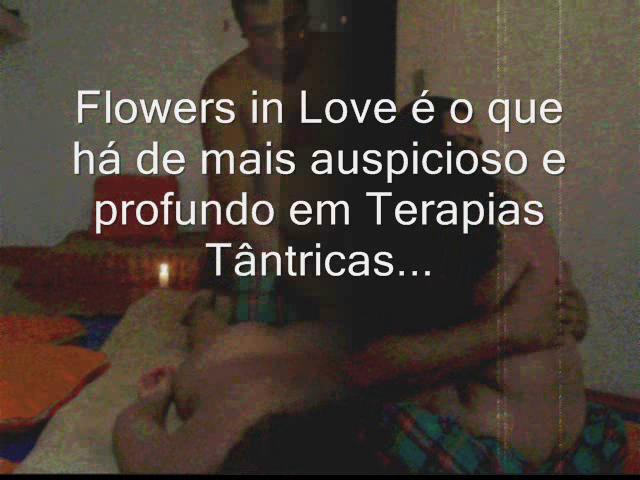 Massagem Tântrica - Ritual Flowers in Love (para Mulheres)