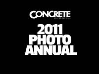Concrete Skateboarding - 2011 Photo Annual