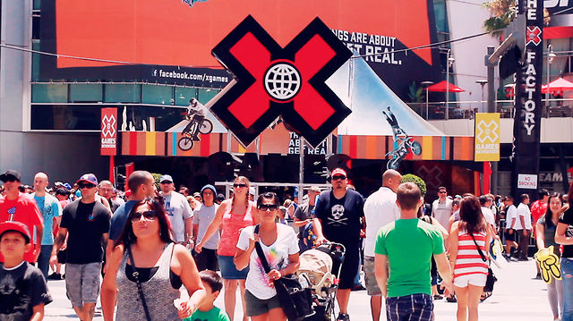 Red Bull at X Games 2011