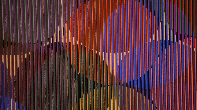 Carlos Cruz-Diez: Color in Space and Time Virtual Tour