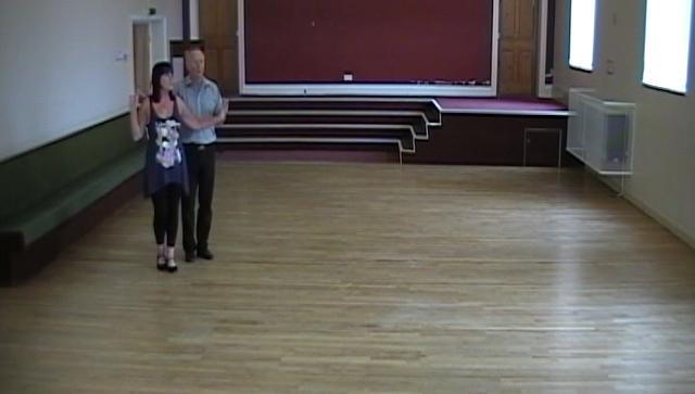 GOOD TIME SHUFFLE ( Western Partner Dance )