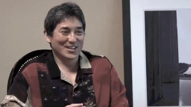 MyStartupStory &#8211; Guy Kawasaki, Founder/CEO of Allop