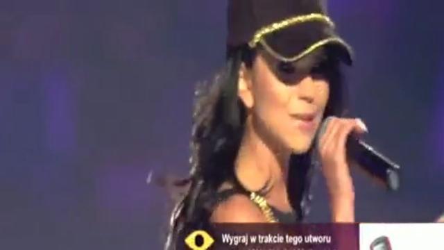 Hd video inna hot concert live at eska music awards 2009