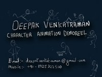 Character Animation Demoreel
