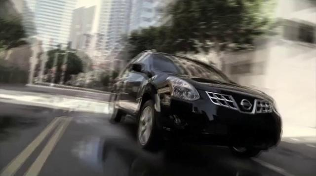 "Commercial-Nissan ""Crossover"""