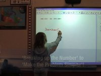 ADDING MULTI-DIGIT NUMBERS WITHOUT REGROUPING