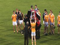 2011 Ulster U-21 Hurling Final - Antrim v Armagh