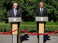 Herman VAN ROMPUY visits Norway