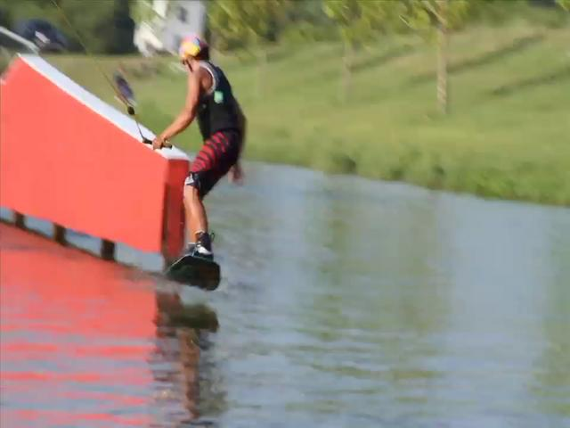 Wonderboy Chandler Powell Cable Wakeboarding- ShockLand Ep. 3