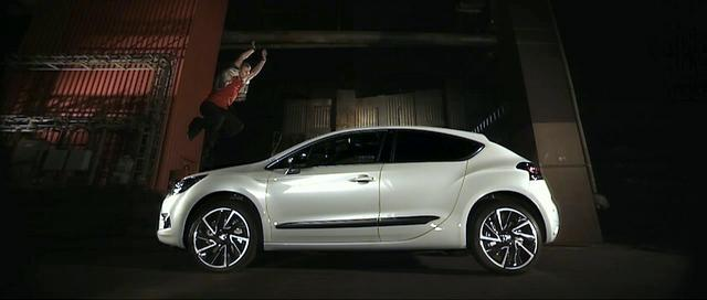 Telegraph Video Production: Citroën DS4: Sport