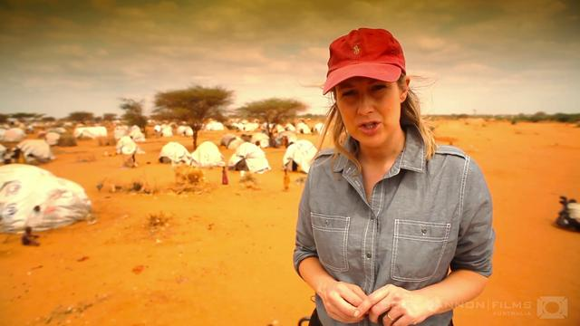 Dadaab refugee camp.