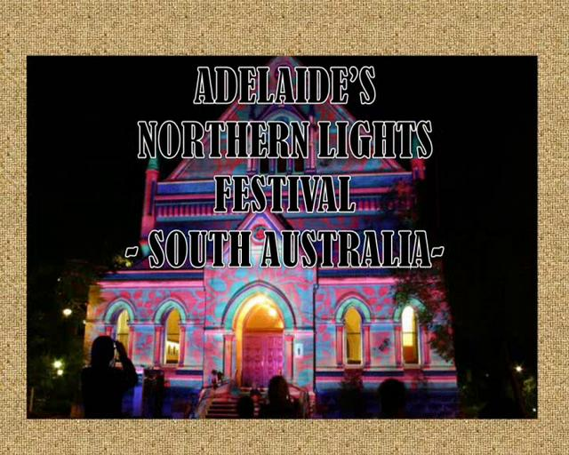 Adelaide's Northern Lights Festival