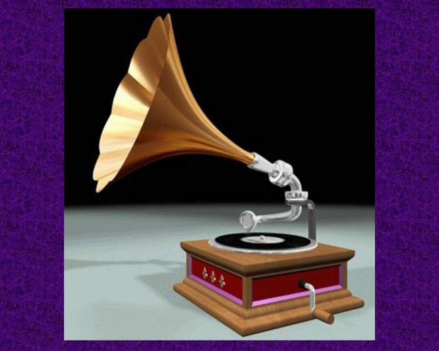 Gramophones & Phonograms