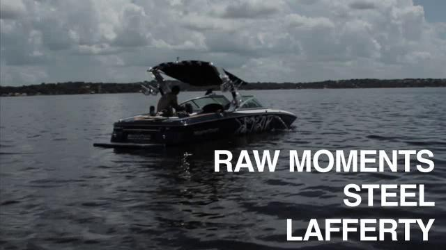 Raw Moments: Steel Lafferty Back 9 Wake To Wake