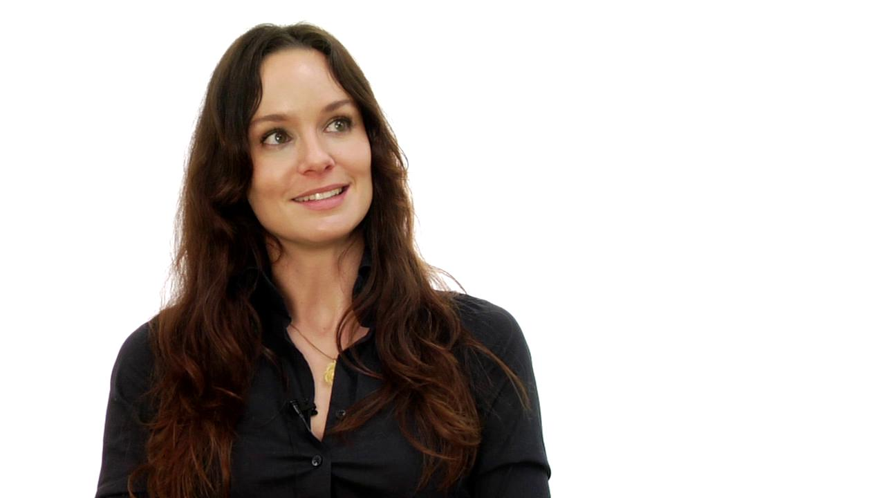 Sarah Wayne Callies and the International Rescue Committee
