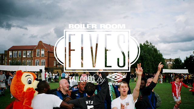 Video | Boiler Room FIVES Summary