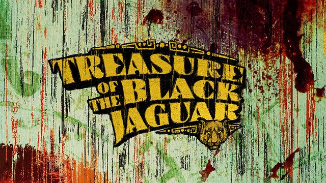 TREASURE OF THE BLACK JAGUAR (TRAILER)