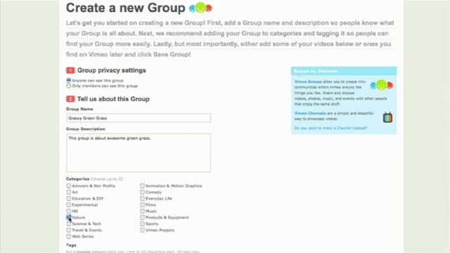 Everything You Need To Know About Vimeo Groups