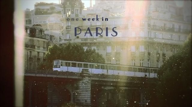 éS presents: John Tanner, A Week In Paris