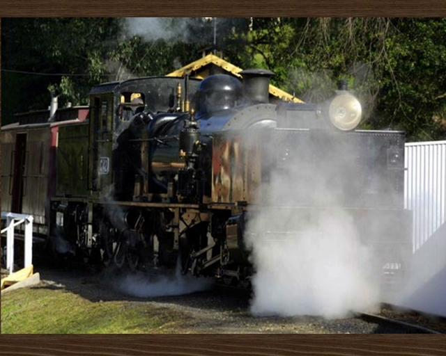 Puffing Billy - Dandenong, Victoria