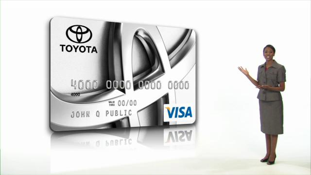 Toyota Rewards Visa