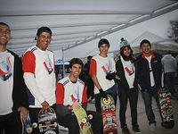 1ª Etapa do Circuito Universitário de Skate 2011