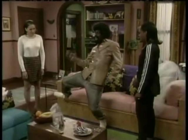Martin Lawrence Jerome White Shoes
