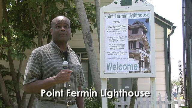On The Road-Point Fermin Lighthouse