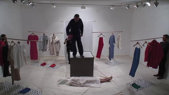 public fitting (2011) by mark titmarsh and todd robinson
