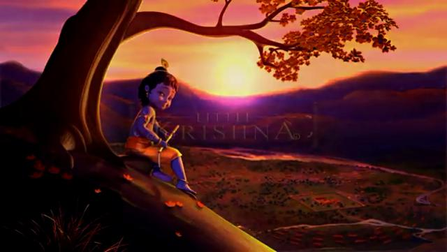 Little Krishna HD Wallpapers for free download