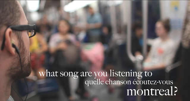 What song are you listening to? MONTREAL
