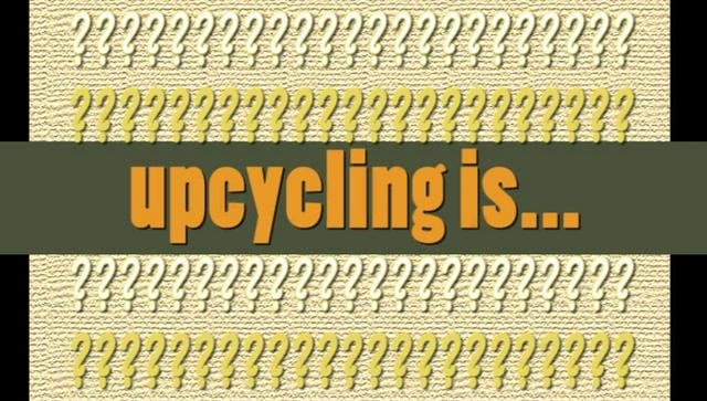 Hipcycle Presents: What is Upcycling?