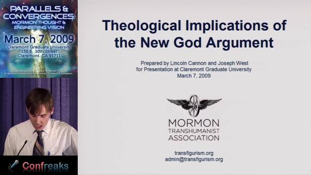 theological arguments Objections to the teleological argument the teleological argument: in hume's dialogues, part 2, the character cleanthes begins by stating the teleological argument.